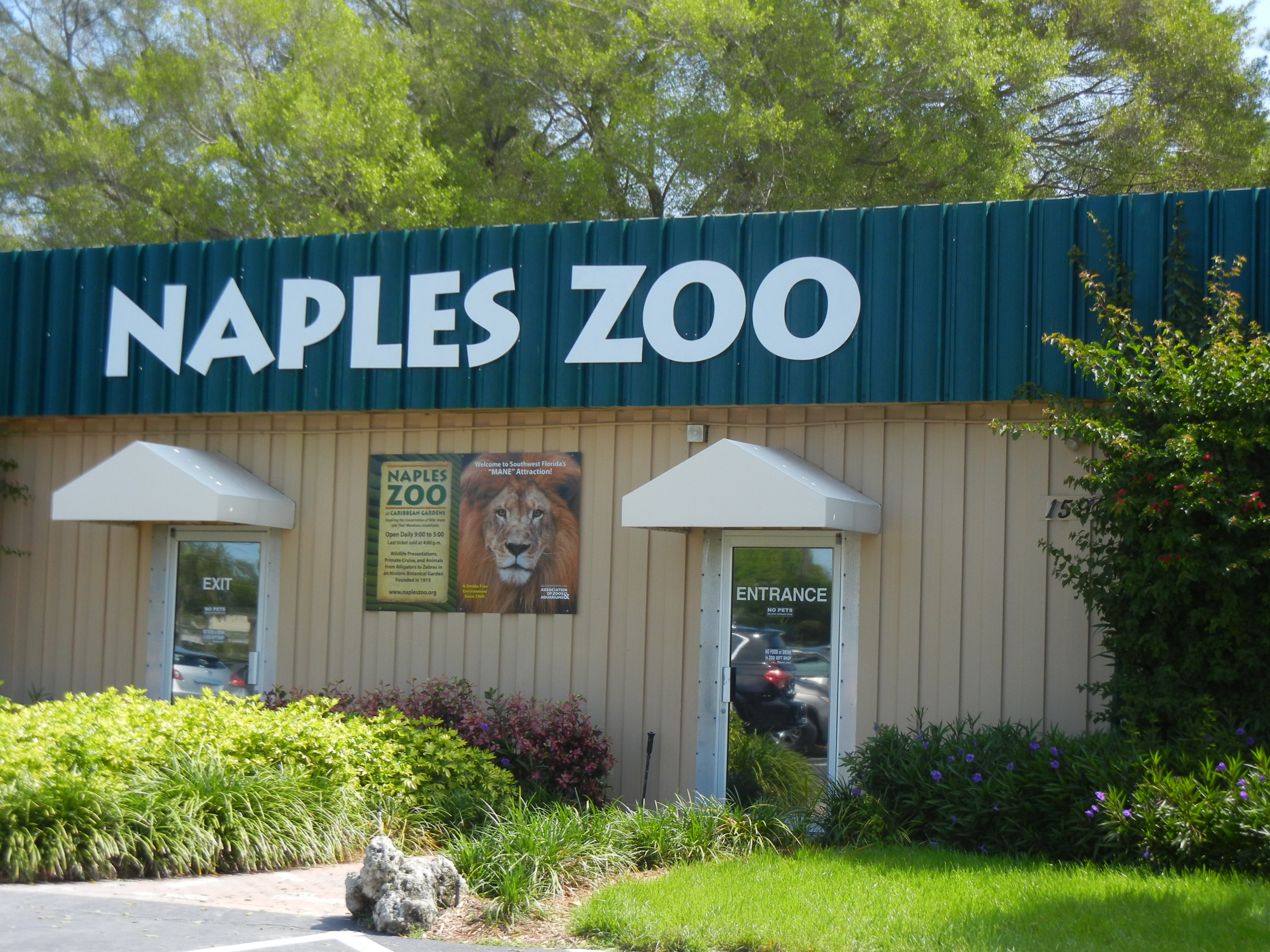 The Naples Zoo At Caribbean Gardens Best Image Konpax 2018